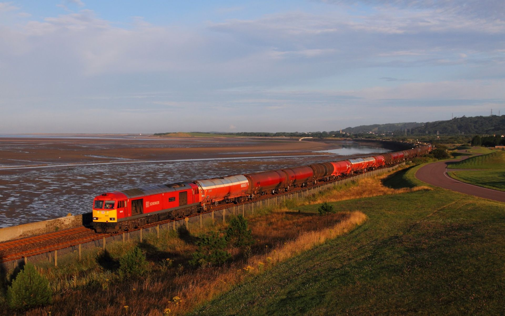 DBC UK chemicals wagons